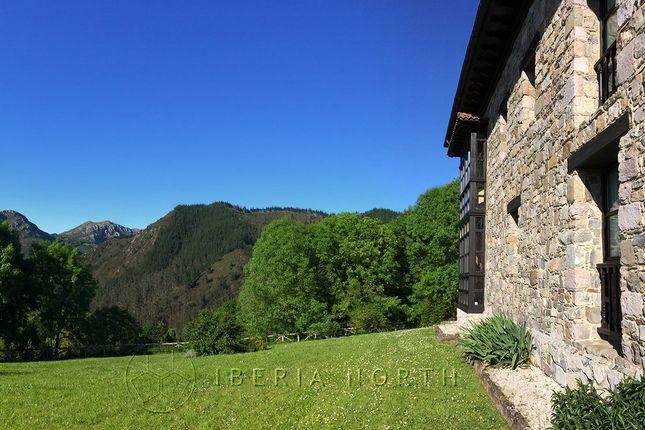Garden of Miyar, Cangas De Onís, Asturias, Spain