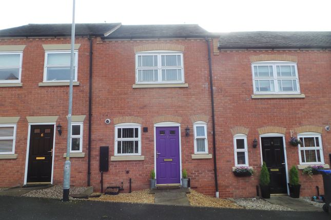 Thumbnail Mews house to rent in Broomfields Close, Tean, Stoke-On-Trent