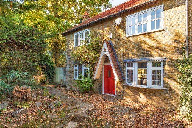 Thumbnail Cottage for sale in Furze Cottages, Denham Road, Iver Heath, Buckinghamshire