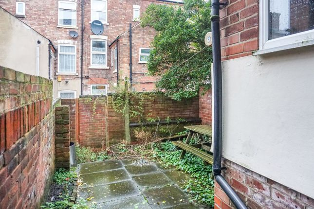 Rear Garden of Claypole Road, Forest Fields NG7