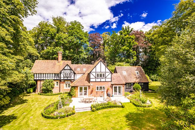 Thumbnail Detached house for sale in The Old Lodge, Whitchurch Hill