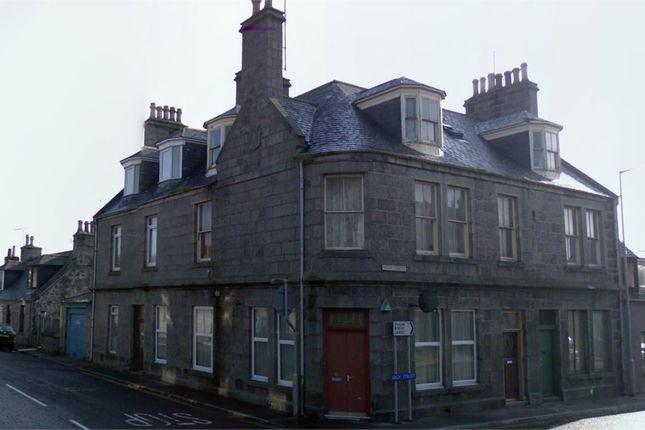 Thumbnail Flat for sale in High Street, Strichen, Fraserburgh, Aberdeenshire