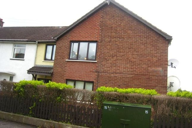 Thumbnail Flat to rent in East Way, Newtownabbey