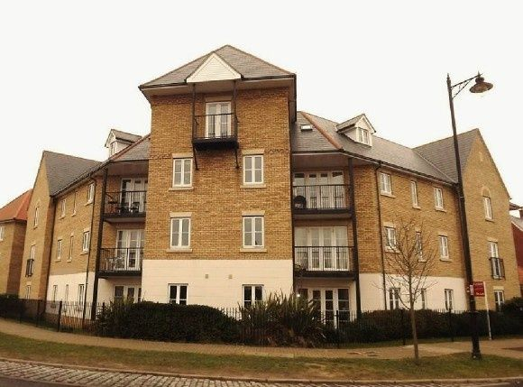Thumbnail Flat to rent in Alnesbourn Crescent, Ravenswood, Ipswich