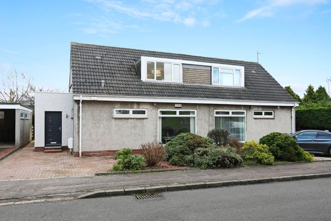 Thumbnail Semi-detached bungalow for sale in North Gyle Loan, Corstorphine, Edinburgh