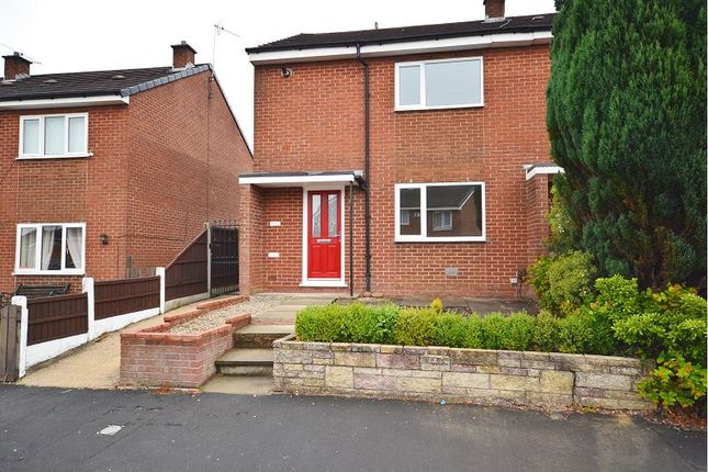Thumbnail End terrace house to rent in Renfrew Road, Aspull, Wigan