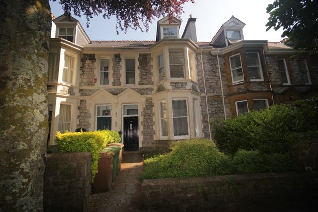 Thumbnail Flat to rent in Whiteford Road, Mannamead, Plymouth