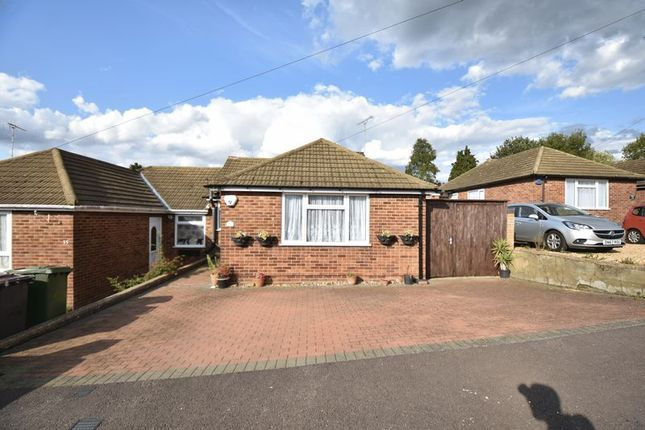 Thumbnail Bungalow for sale in Hillary Crescent, Luton