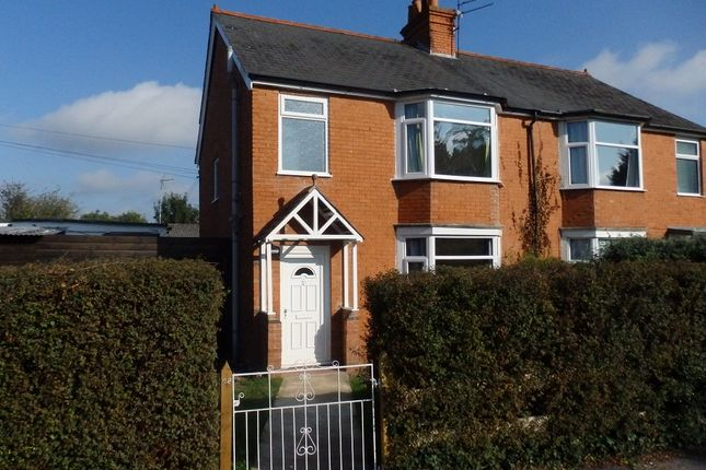 Thumbnail Semi-detached house to rent in Pound Street, Newbury