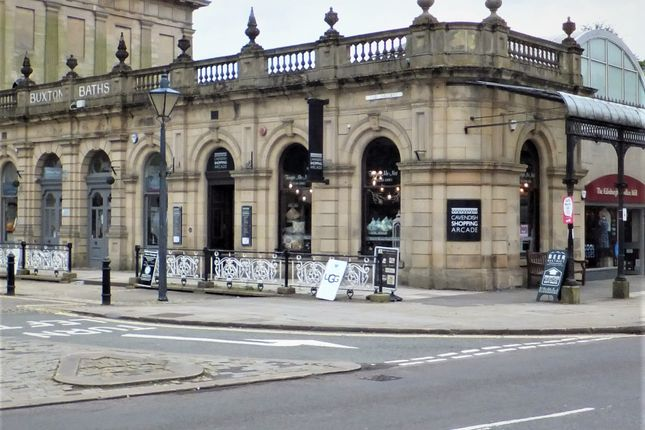 Thumbnail Retail premises to let in The Crescent, Buxton