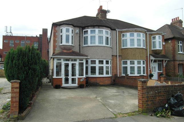 Thumbnail Semi-detached house to rent in Ferrers Avenue, West Drayton