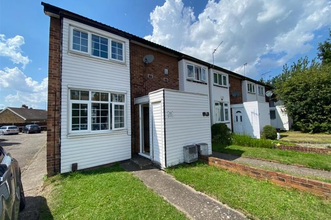 Thumbnail End terrace house to rent in Burnham Gardens, Hayes