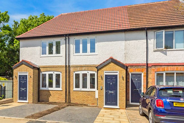 Thumbnail Town house for sale in Garth Road, Child's Hill