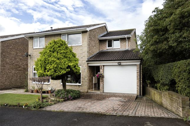Thumbnail Detached house for sale in Moor View, Mirfield, West Yorkshire
