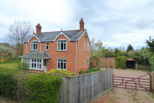 Thumbnail Detached house for sale in Sunnymede, Orchard Close, Welland, Malvern, Worcestershire