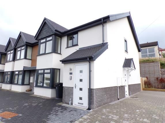 Thumbnail Flat for sale in Hillside Mews, Conway Road, Llandudno Junction, Conwy