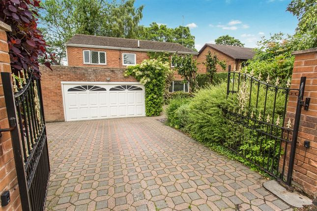 Thumbnail Detached house for sale in Yew Tree Drive, Chesterfield