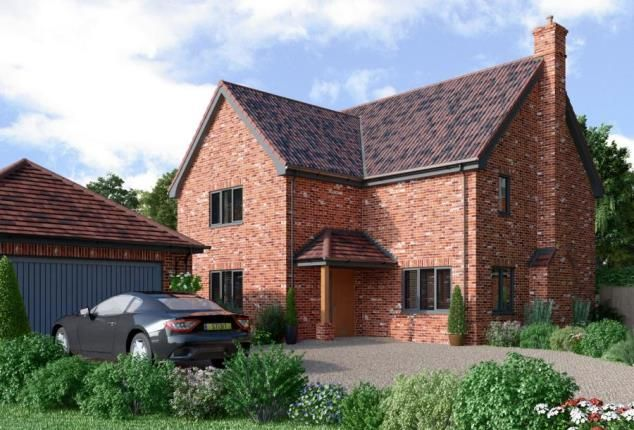 Thumbnail Detached house for sale in Low Street, Hardingham, Norfolk