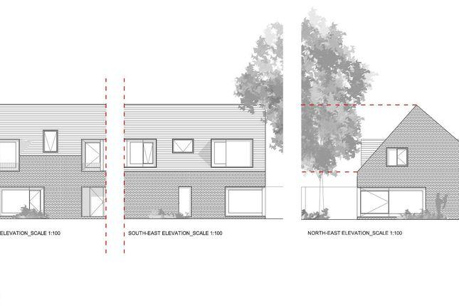Thumbnail Semi-detached house for sale in Barnet Road, Arkley, Barnet