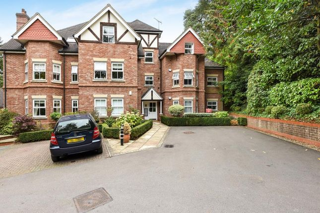 Thumbnail Flat for sale in Wayewood Lodge, Branksome Park Road, Camberley GU15,