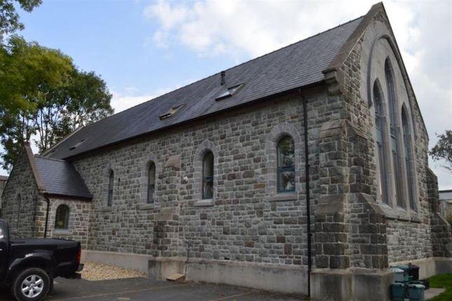 Thumbnail Flat to rent in Bro'r Holl Saint, Carmarthen