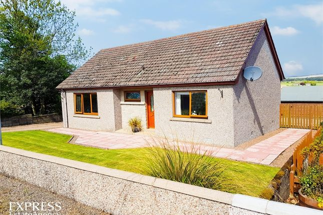 Thumbnail Detached bungalow for sale in Mid Street, Cornhill, Banff, Aberdeenshire