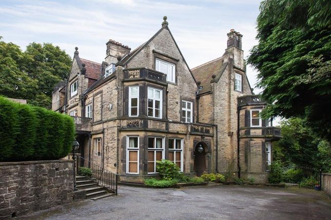 Thumbnail Flat for sale in Carsick Hill Crescent, Sheffield