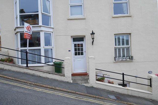 Thumbnail Flat for sale in Alma Road, Ventnor, Isle Of Wight.