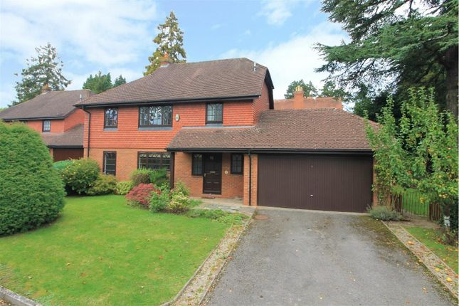 Thumbnail Detached house for sale in Johns Croft, Hereford