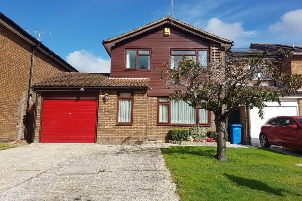 Thumbnail Detached house to rent in Hasler Road, Poole