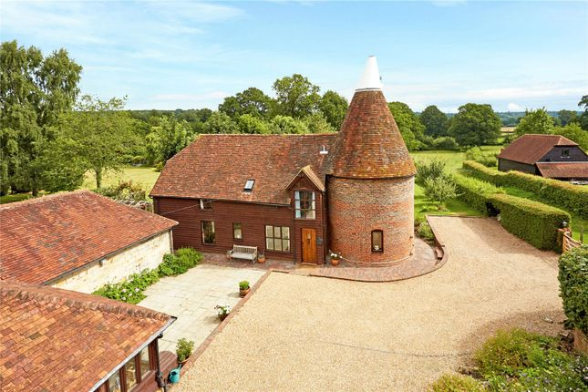 Thumbnail Detached house for sale in Station Road, Groombridge, Tunbridge Wells, East Sussex