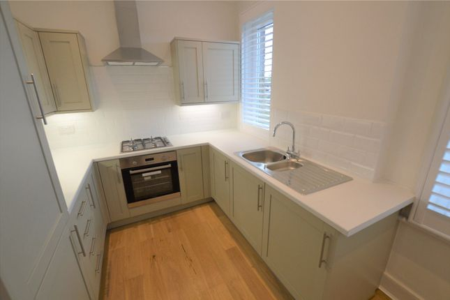Thumbnail Flat to rent in Central Hill, London