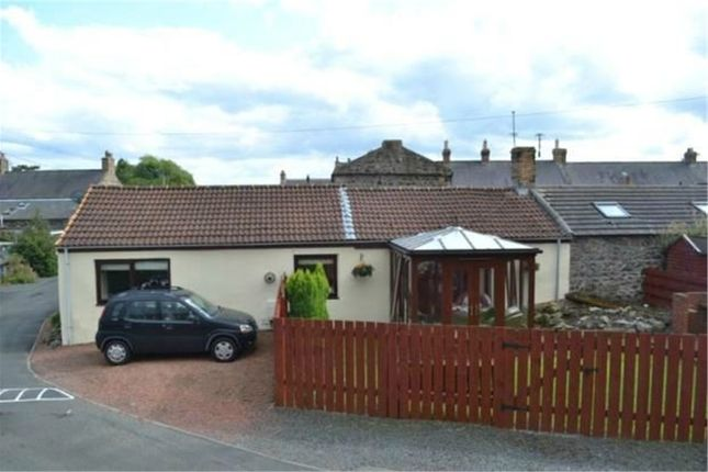 Thumbnail Detached bungalow for sale in West Street, Belford, Northumberland