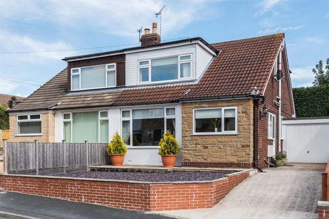 Thumbnail Semi-detached house for sale in Westway, Garforth, Leeds
