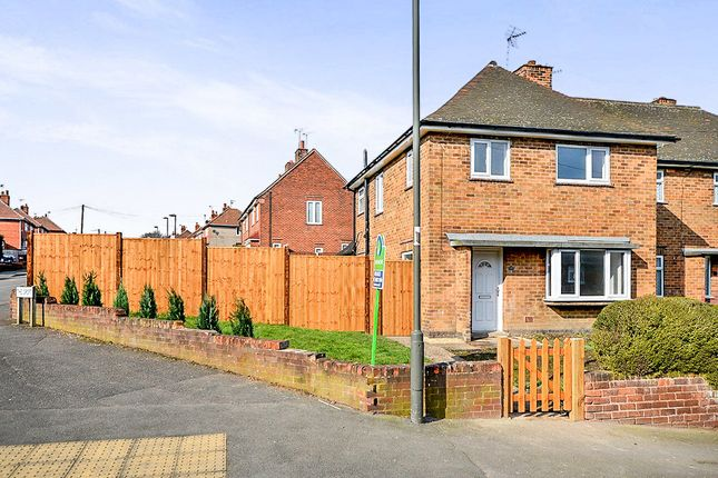 Thumbnail Semi-detached house for sale in Lansbury Drive, South Normanton, Alfreton