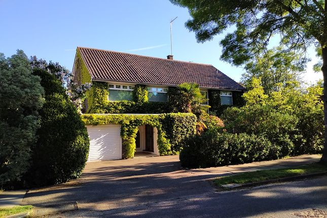 Thumbnail Detached house for sale in Neville Drive, Hampstead Garden Suburb