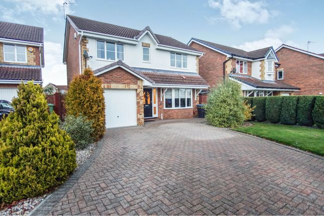 Thumbnail Detached house for sale in Eade Close, Newton Aycliffe
