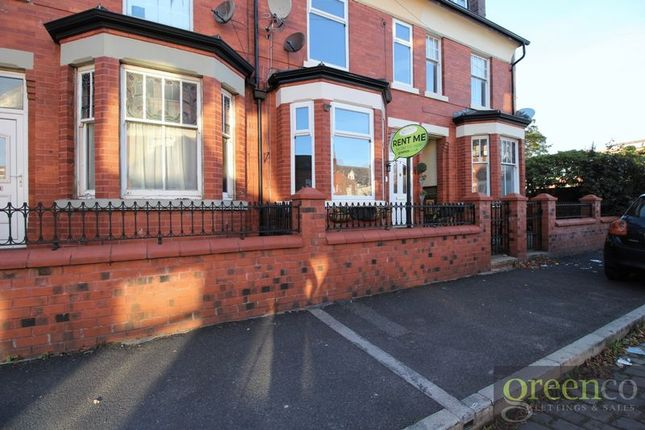 Thumbnail Terraced house to rent in Lords Avenue, Salford
