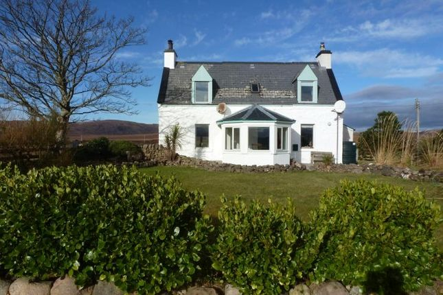 Thumbnail Detached house for sale in 1 Coast, Poolewe, Achnasheen