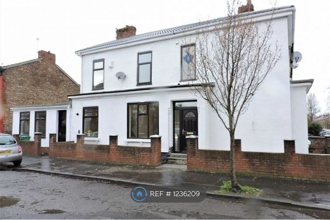 4 bed end terrace house to rent in Preston Road, Manchester M19