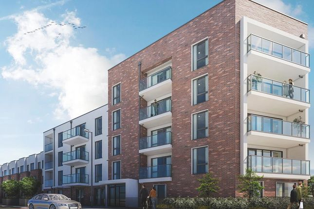 Thumbnail Flat for sale in Fishers Way, Wembley