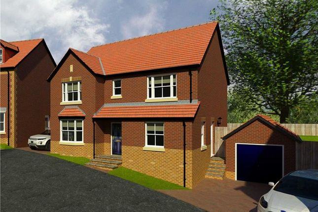 Thumbnail Detached house for sale in The Commodore Plot 12, Cwmbran, Torfaen