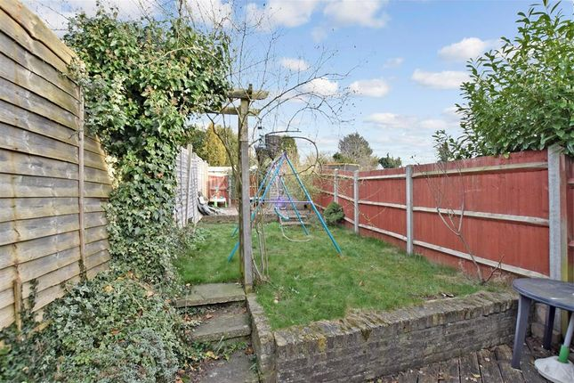 Rear Garden of Whitehill Road, Longfield, Kent DA3