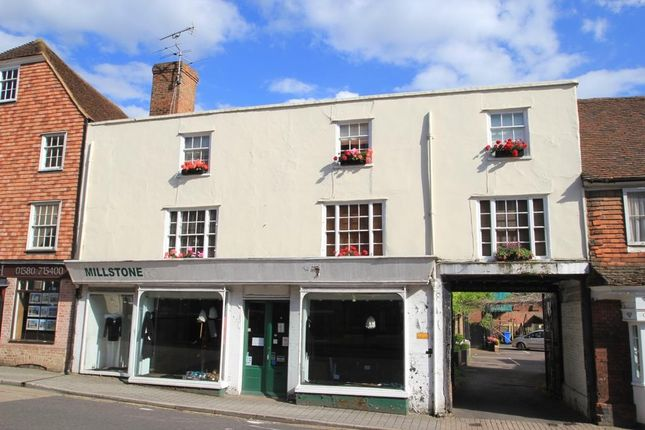 Thumbnail Flat for sale in High Street, Cranbrook