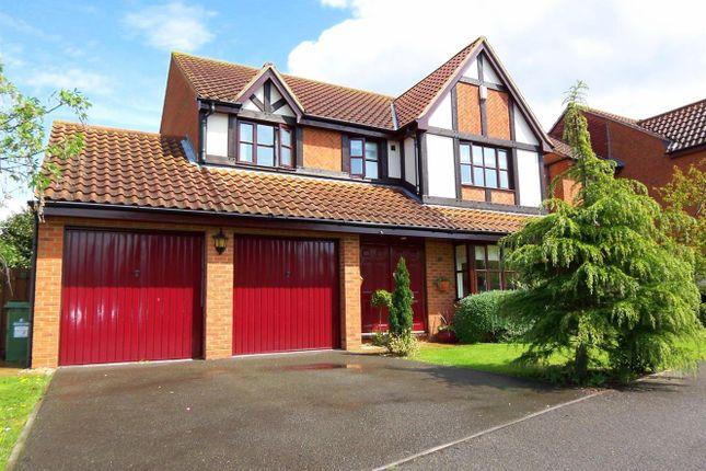 Thumbnail Detached house to rent in Nuneham Grove, Westcroft, Milton Keynes