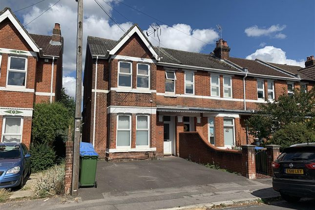 Thumbnail End terrace house for sale in Suffolk Avenue, Shirley, Southampton