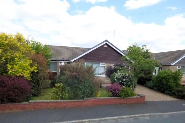 Thumbnail Bungalow for sale in Newton Drive, Greenmount, Bury