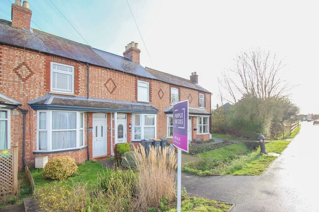 Thumbnail Terraced house for sale in High Road, Cotton End, Bedford