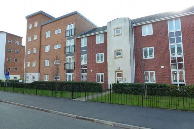 Thumbnail Flat to rent in Alderman Road, Liverpool