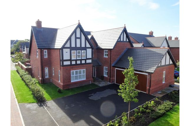 Thumbnail Detached house for sale in Crawford Close, Chester